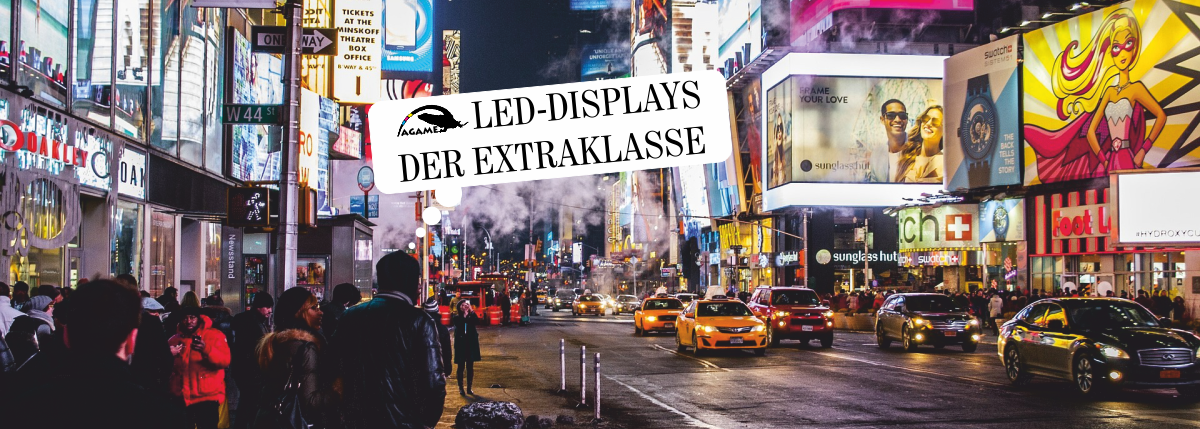 LED-Displays der Extraklasse!